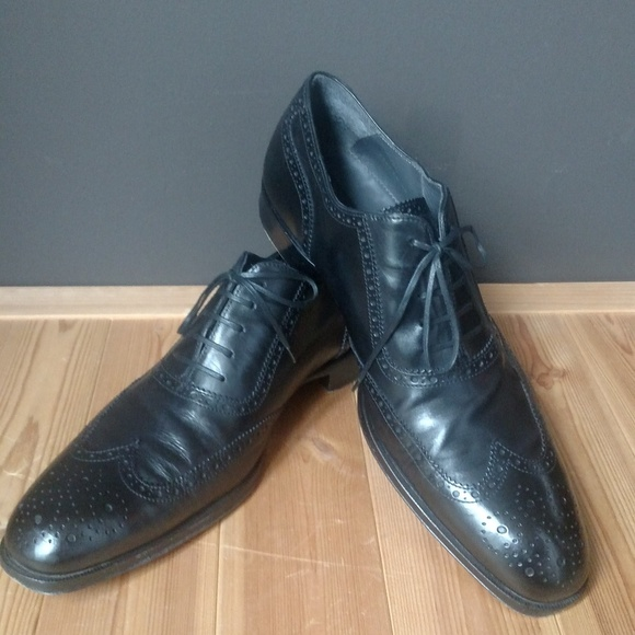 To Boot New York Duke Wingtip Men's Oxfords Size12